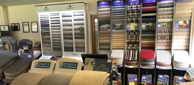 Wide Range of Carpets and Flooring