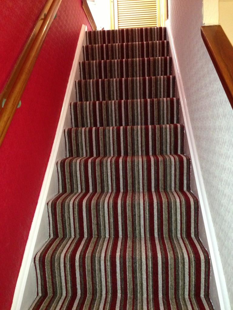 Gallery peebles carpets - Striped carpeting ...